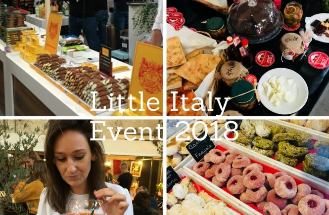 Little Italy event 2018