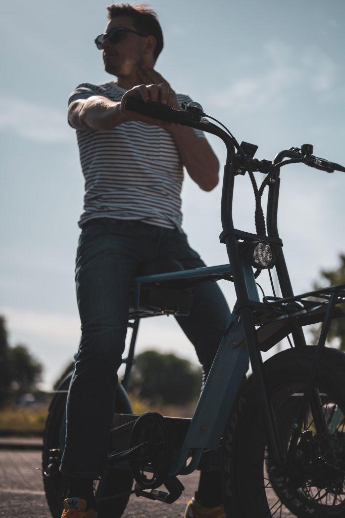 elektrische fiets Phatfour