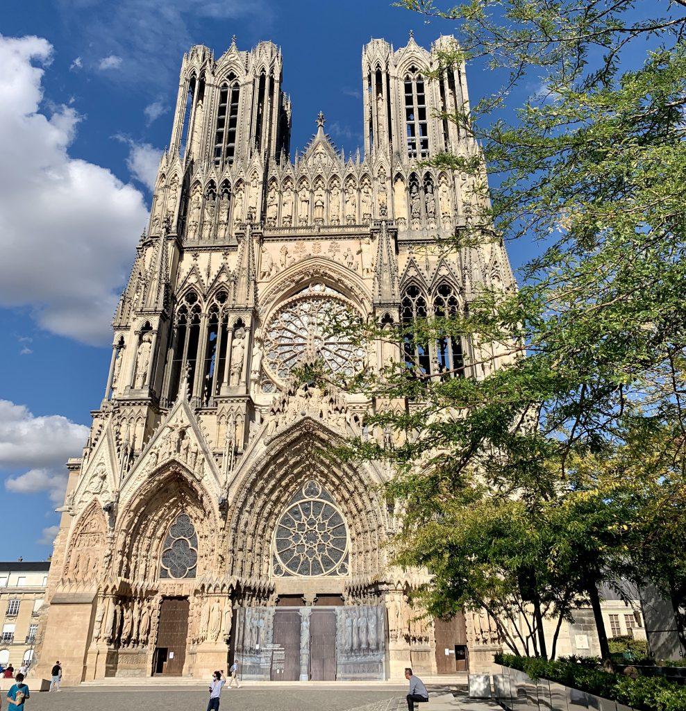 Notre Dame Reims